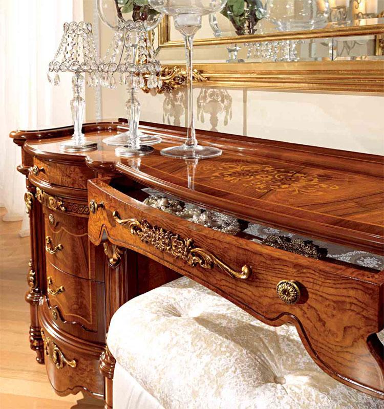Luxus wandspiegel spiegel blattgold holz klassische italienische stilm bel - Italienische designer wandspiegel ...