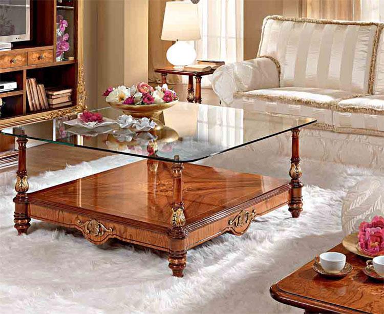 italienische luxus kleine tisch raum und m beldesign