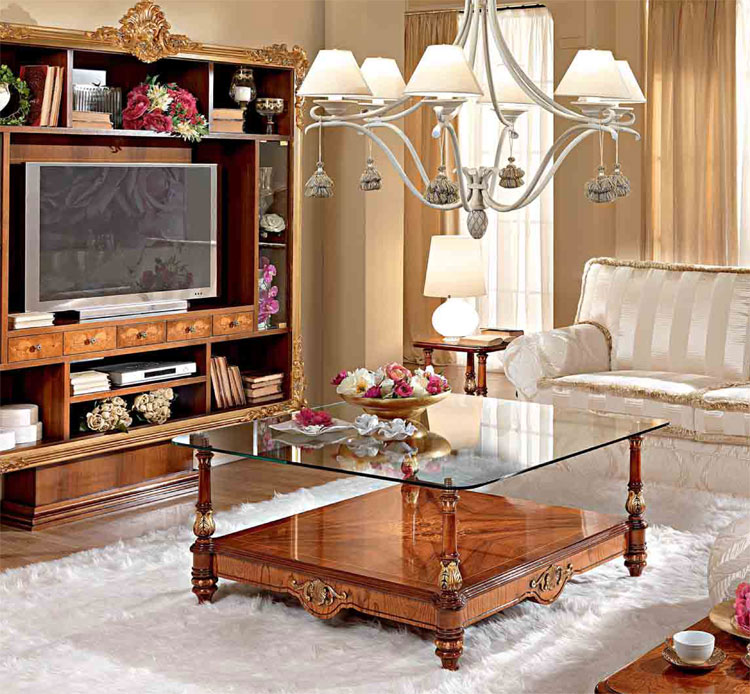 Italienische Stilmöbel Esszimmer : Luxus Esszimmer Set Essgruppe ...