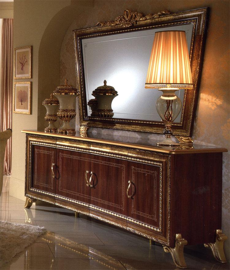 Luxus wohnzimmer esszimmer arredo classic stilm bel for Wohnzimmer artikel