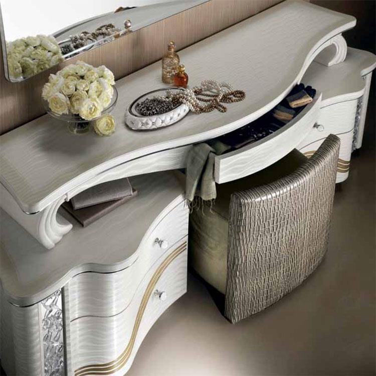 luxus komplett schlafzimmer set miro klassische stilm bel italien ebay. Black Bedroom Furniture Sets. Home Design Ideas