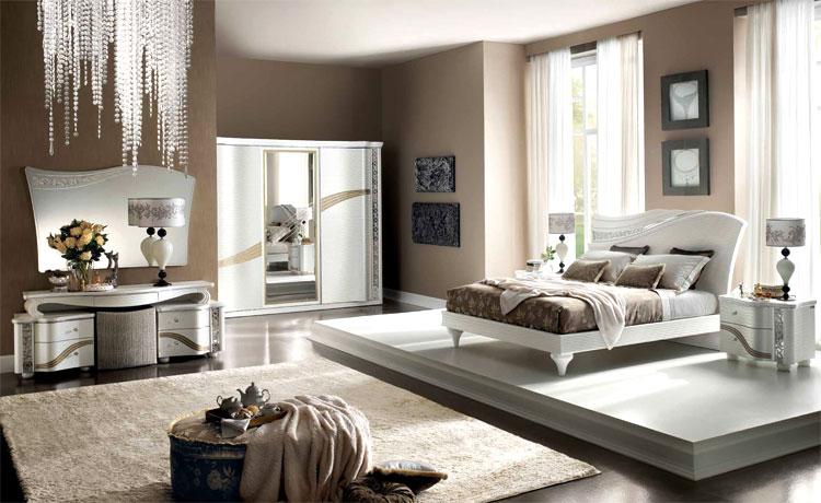 exklusives schlafzimmer miro von arredoclassic - Luxus Schlafzimmer Komplett