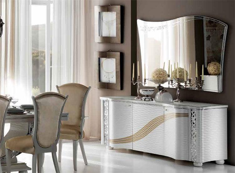 luxus komplett wohnzimmer set miro arredo classic klassische stilm bel italien. Black Bedroom Furniture Sets. Home Design Ideas