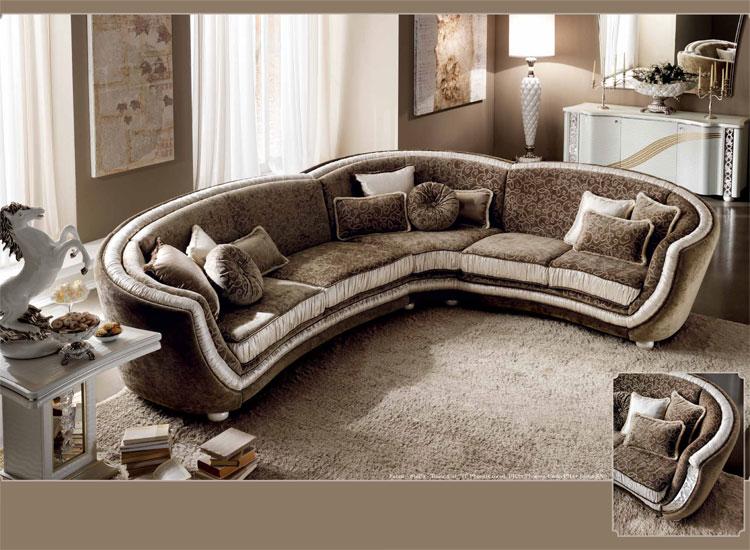 luxus polsterecke sofa couch 3 sitzer ecke 2 sitzer miro kollektion stil italien ebay. Black Bedroom Furniture Sets. Home Design Ideas