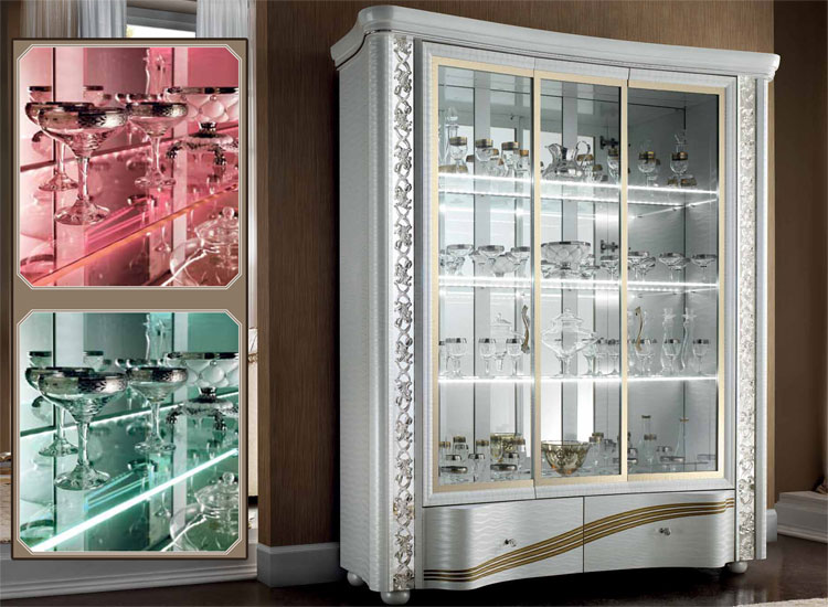Awesome Wohnzimmer Vitrine Modern Contemporary - Amazing Home Ideas ...