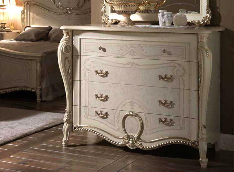 luxus komplett schlafzimmer tiziano klassische stilm bel italien ebay. Black Bedroom Furniture Sets. Home Design Ideas