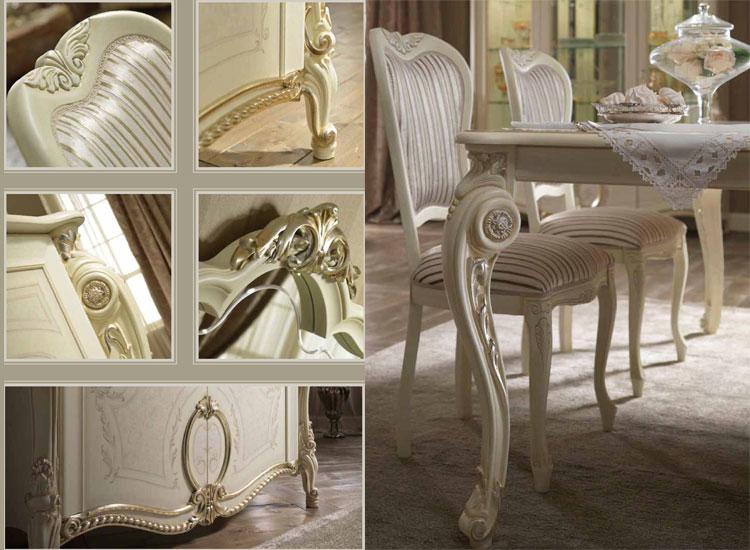 luxus komplett wohnzimmer tiziano beige klassische stilm bel aus italien ebay. Black Bedroom Furniture Sets. Home Design Ideas