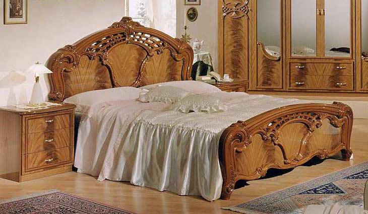 klassik schlafzimmer schrank m bel italien luxus barock designerm bel ebay. Black Bedroom Furniture Sets. Home Design Ideas