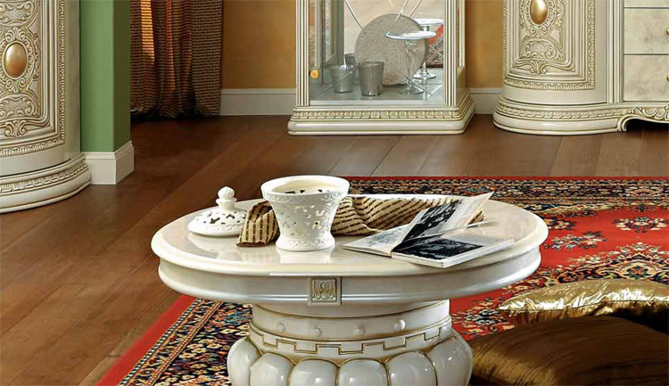 Exlusives wohnzimmer esszimmer vitrine anrichte luxus stilm bel design italien ebay - Stilmobel italien ...