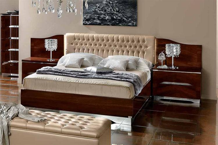modern schlafzimmer matrix hochglanz deluxe stilm bel. Black Bedroom Furniture Sets. Home Design Ideas