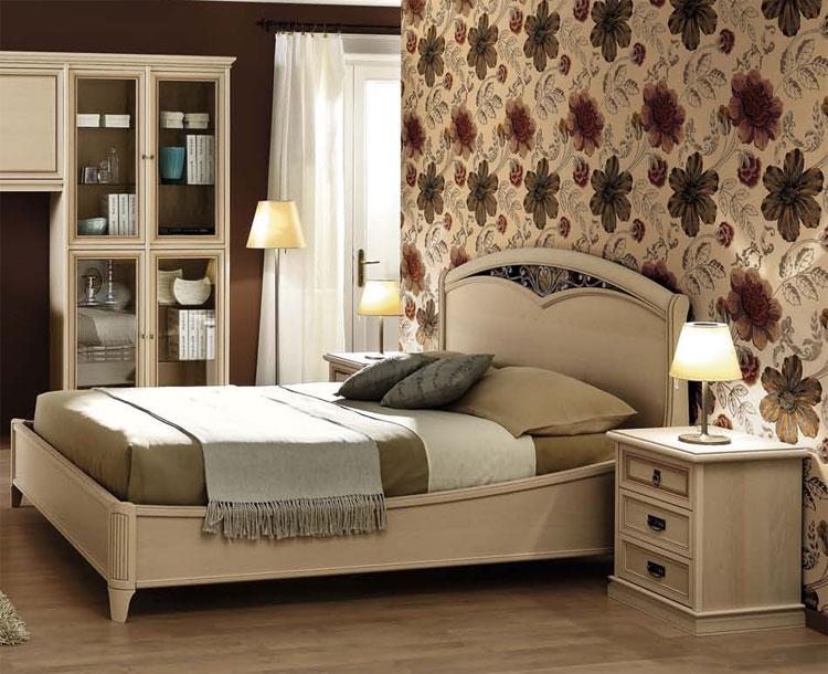 Luxus bett 140x200 esche lattenrost design italia nussbaum for Bett 140x200 jugendzimmer