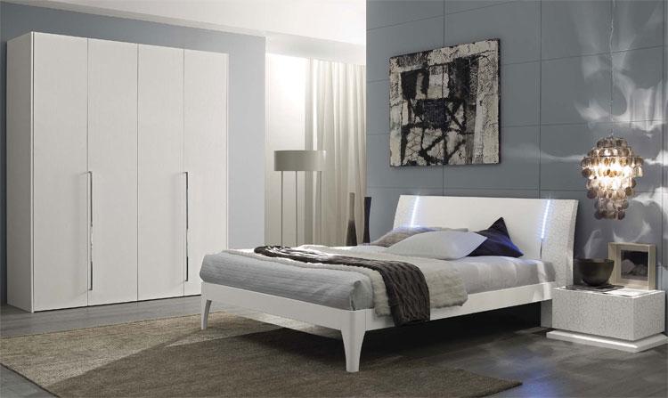 modernes schlafzimmer komplett trendige m bel
