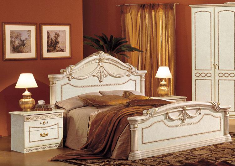 Komplett schlafzimmer beige italienische stilm bel klassik for Italienisches schlafzimmer hochglanz