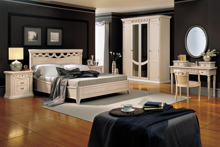 exklusiver wandspiege l firenze kirschbaum furnier klassische stilm bel italien. Black Bedroom Furniture Sets. Home Design Ideas