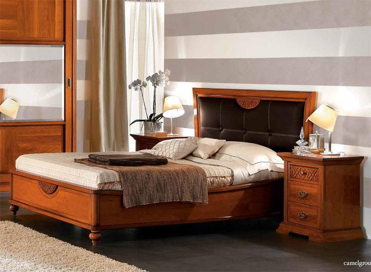 Komplett schlafzimmer set holz furnier exklusive italienische stilm bel ebay - Exklusive schlafzimmer komplett ...