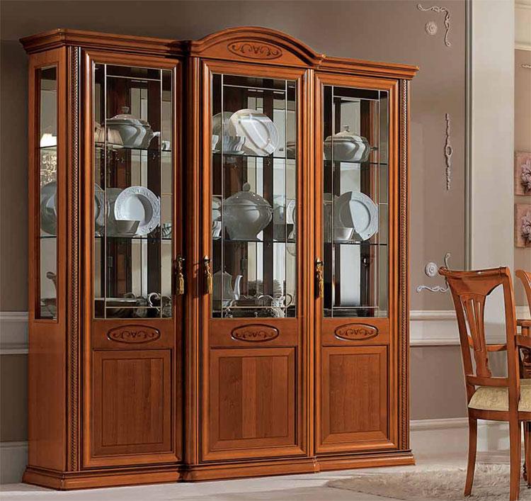 Exlusives wohnzimmer mahagoni kirschbaum furnier klassische stilm bel italien ebay - Stilmobel italien ...