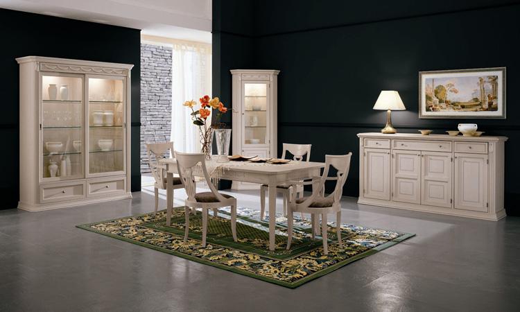 esstisch oval ausziehbar kirschbaum furnier klassische italienische stilm bel ebay. Black Bedroom Furniture Sets. Home Design Ideas
