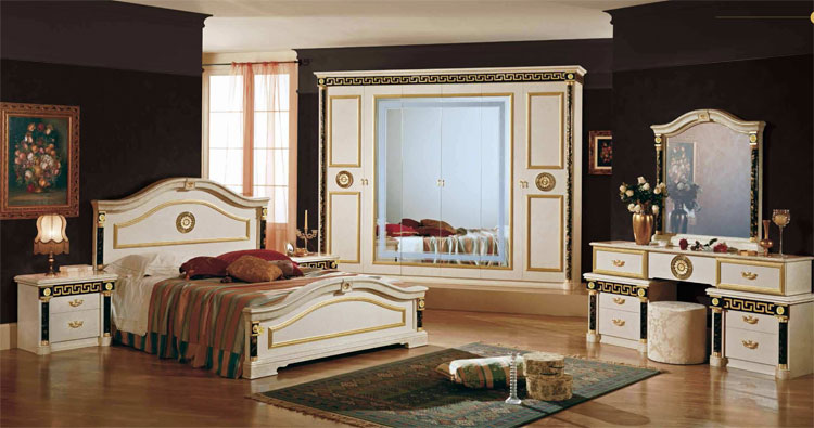 komplett luxus wohnzimmer set royale italia hochglanz. Black Bedroom Furniture Sets. Home Design Ideas