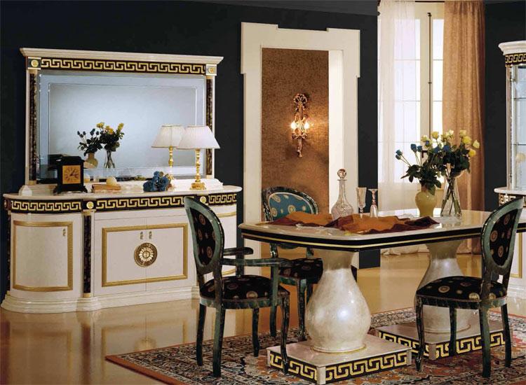 sideboard hochglanz beige raum und m beldesign inspiration. Black Bedroom Furniture Sets. Home Design Ideas