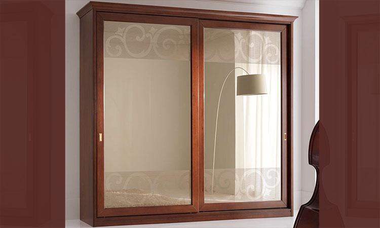 Luxus schlafzimmer nussbaum margot stilema stilm bel aus for Schrank nussbaum