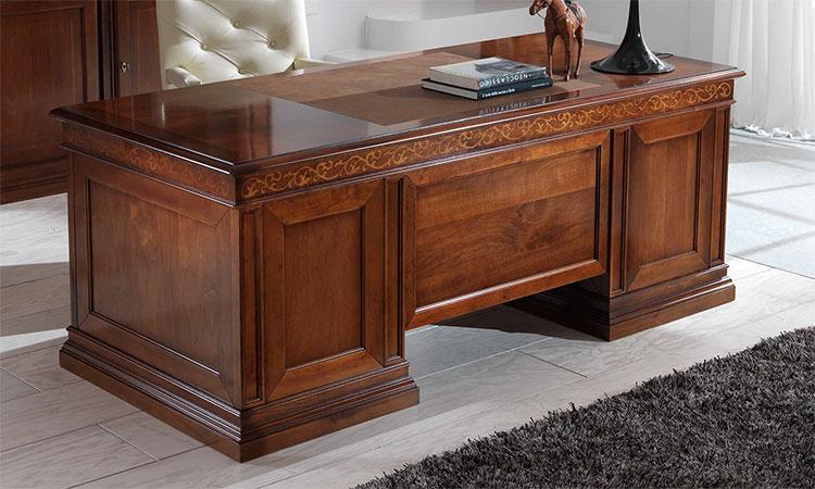 luxus schreibtisch margot stilema stilm bel aus italien. Black Bedroom Furniture Sets. Home Design Ideas