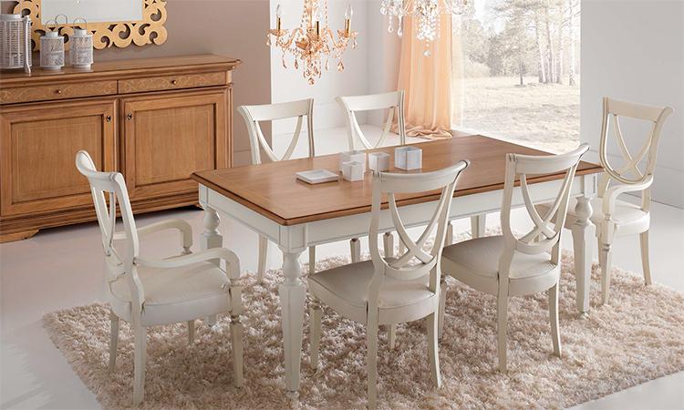 Luxus tisch stuhl set aus italien margot stilema stilm bel for Stuhl design italien