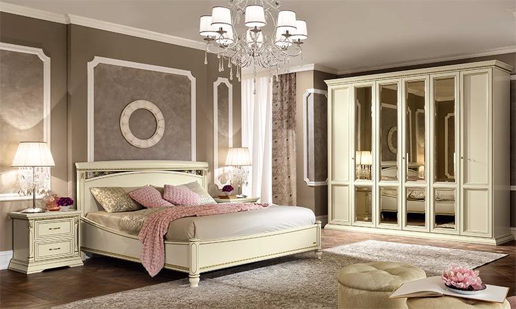 Exklusives schlafzimmer treviso frassino designm bel aus - Exklusive schlafzimmer ...