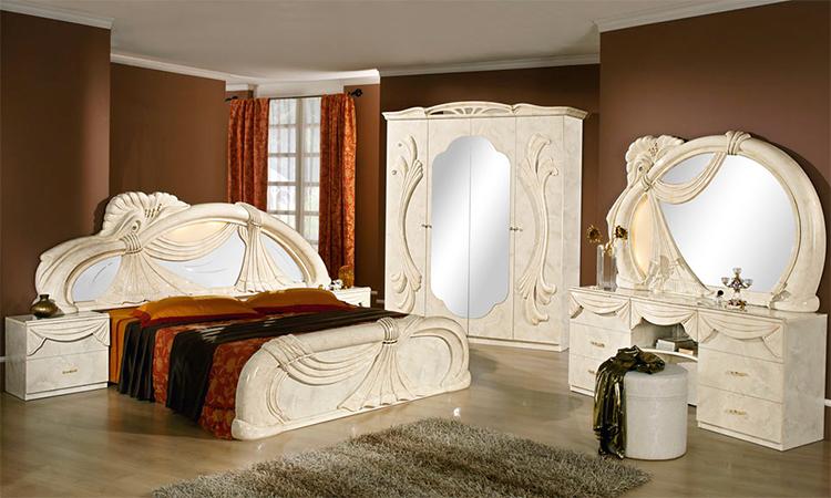 Schlafzimmer maritime einrichtung for Komplett schlafzimmer italienisch