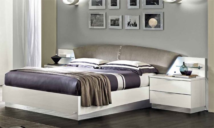 luxus schlafzimmer set onda wei design italienische stilm bel modern ebay. Black Bedroom Furniture Sets. Home Design Ideas