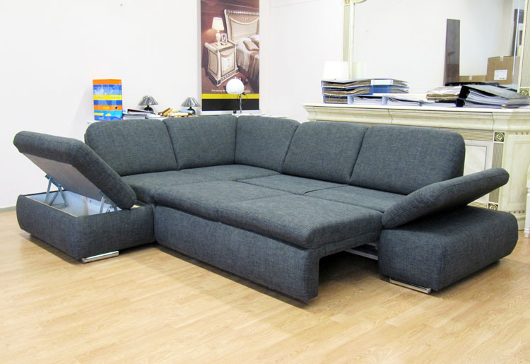 sofa mit schlaffunktion nach vorn ausziehbar. Black Bedroom Furniture Sets. Home Design Ideas