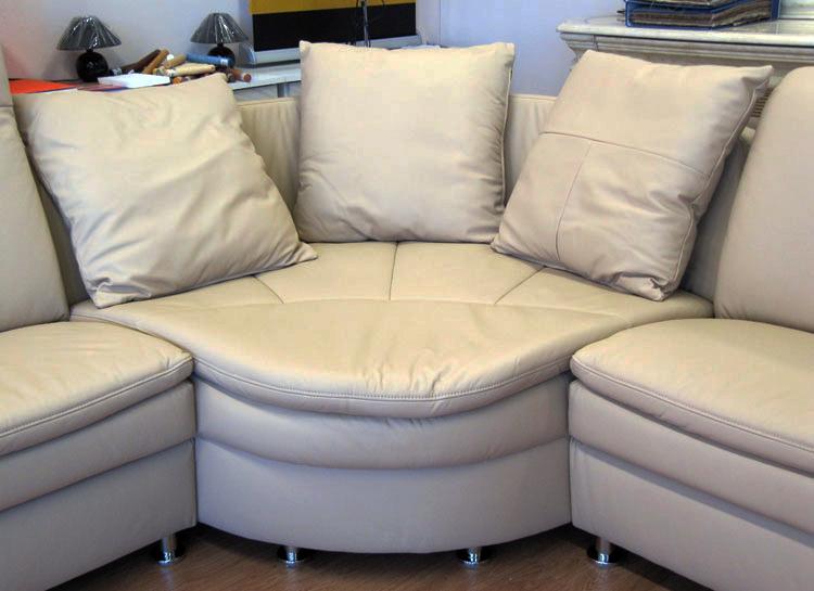 sofa couch ledergarnitur ecke relax liege sessel luxus. Black Bedroom Furniture Sets. Home Design Ideas