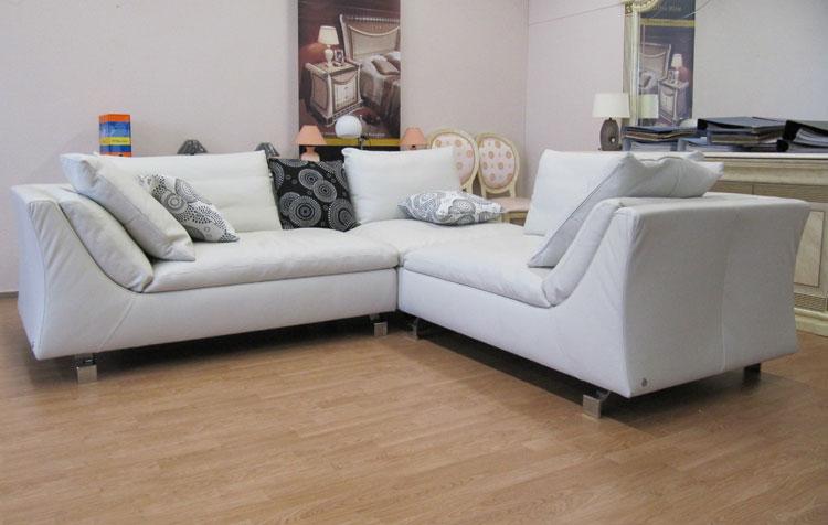 Modulares Sofa-System von Natuzzi 2467 Fashion Weiß | eBay
