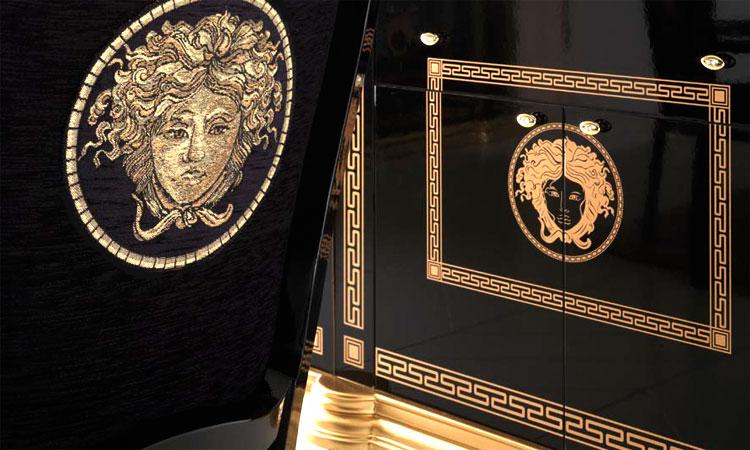 design : wohnzimmer gold schwarz ~ inspirierende bilder von ...
