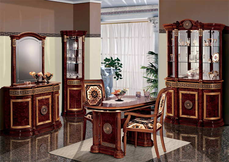 exklusiver tv schrank f r plasma tv klassische italienische stilm bel hochglanz ebay. Black Bedroom Furniture Sets. Home Design Ideas