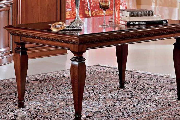 Couchtisch rechteckig marlene italien klassik stilm bel hochglanz landhaus top - Stilmobel italien ...