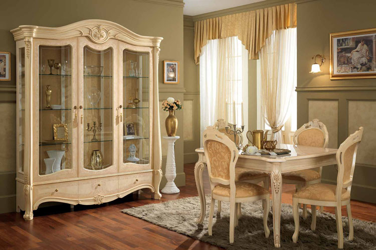 komplett luxus schlafzimmer klassische italienische m bel. Black Bedroom Furniture Sets. Home Design Ideas