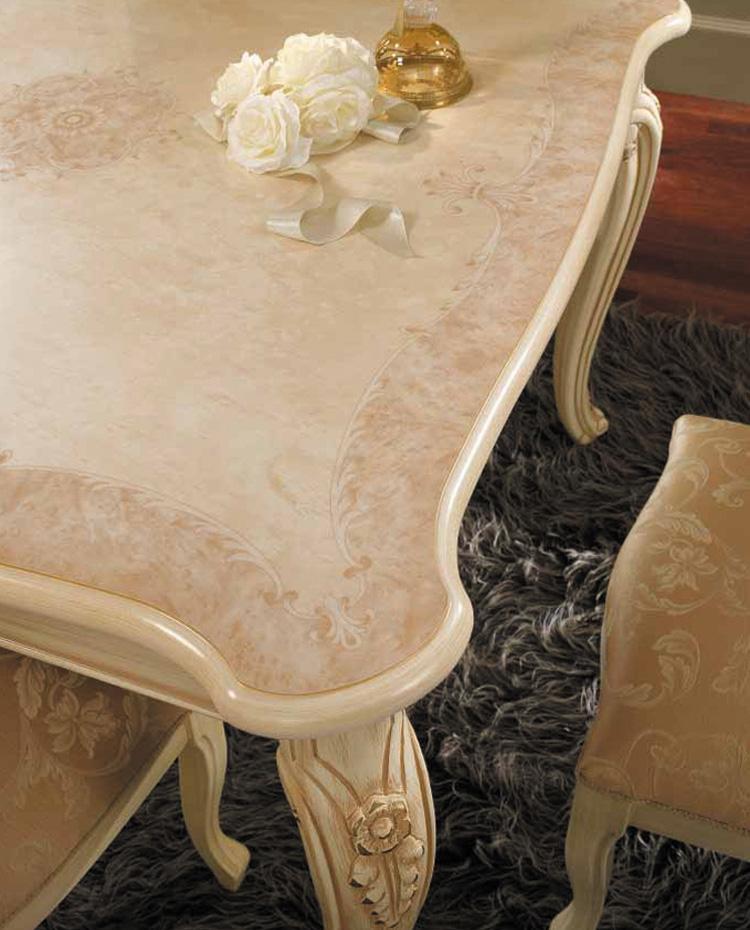 Esszimmer komplett mini barock stilm bel italien klassik hochglanz top qualit t ebay - Stilmobel italien ...