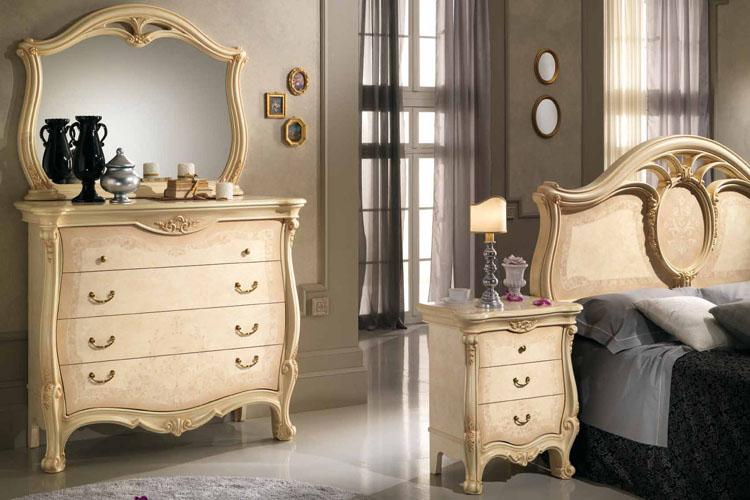 schlafzimmer italienisches design. Black Bedroom Furniture Sets. Home Design Ideas