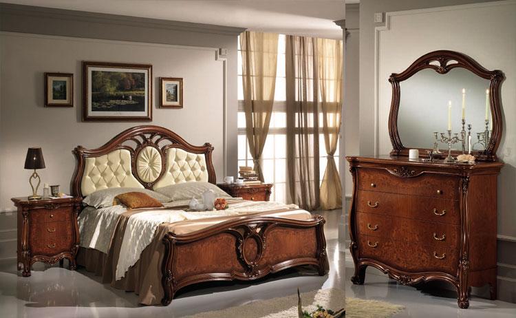 italienische schlafzimmer. Black Bedroom Furniture Sets. Home Design Ideas