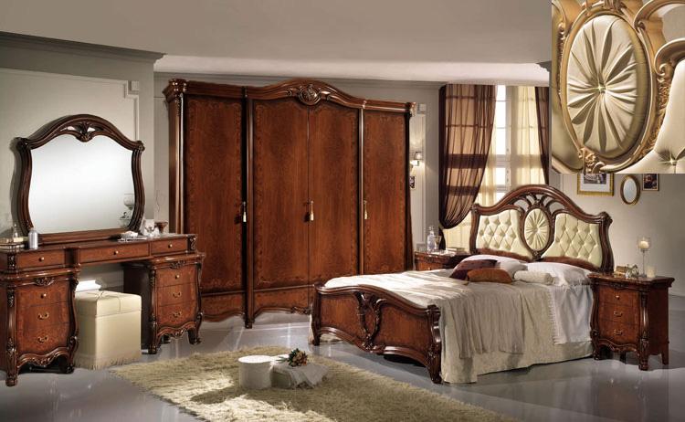komplett schlafzimmer stilm bel italien klassik hochglanz top qualit t exklusive ebay. Black Bedroom Furniture Sets. Home Design Ideas