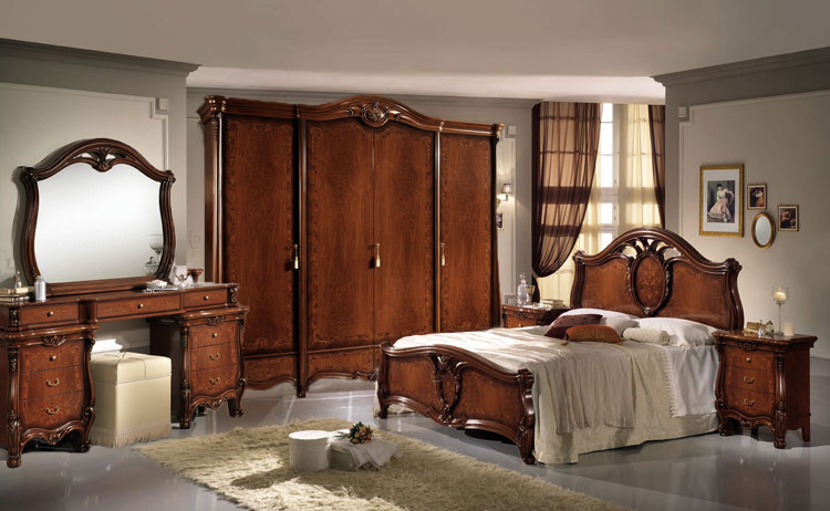 luxus schlafzimmer komplett inspiration. Black Bedroom Furniture Sets. Home Design Ideas