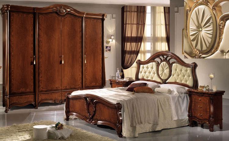 Schlafzimmer klassische italienische stilm bel hochglanz for Italienisches schlafzimmer hochglanz