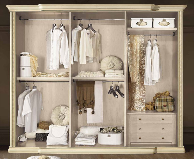 stoffkleiderschrank mit motiv inspiration ber haus design. Black Bedroom Furniture Sets. Home Design Ideas