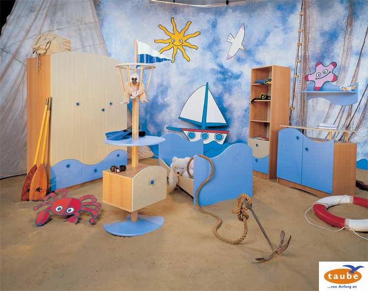 Komplett babyzimmer kinderzimmer taube kinderbett - Taube kindermobel ...
