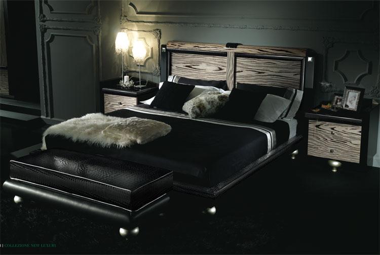 Luxus schlafzimmer schwarz weiß  Beautiful Luxus Schlafzimmer Design Gallery - Globexusa.us ...