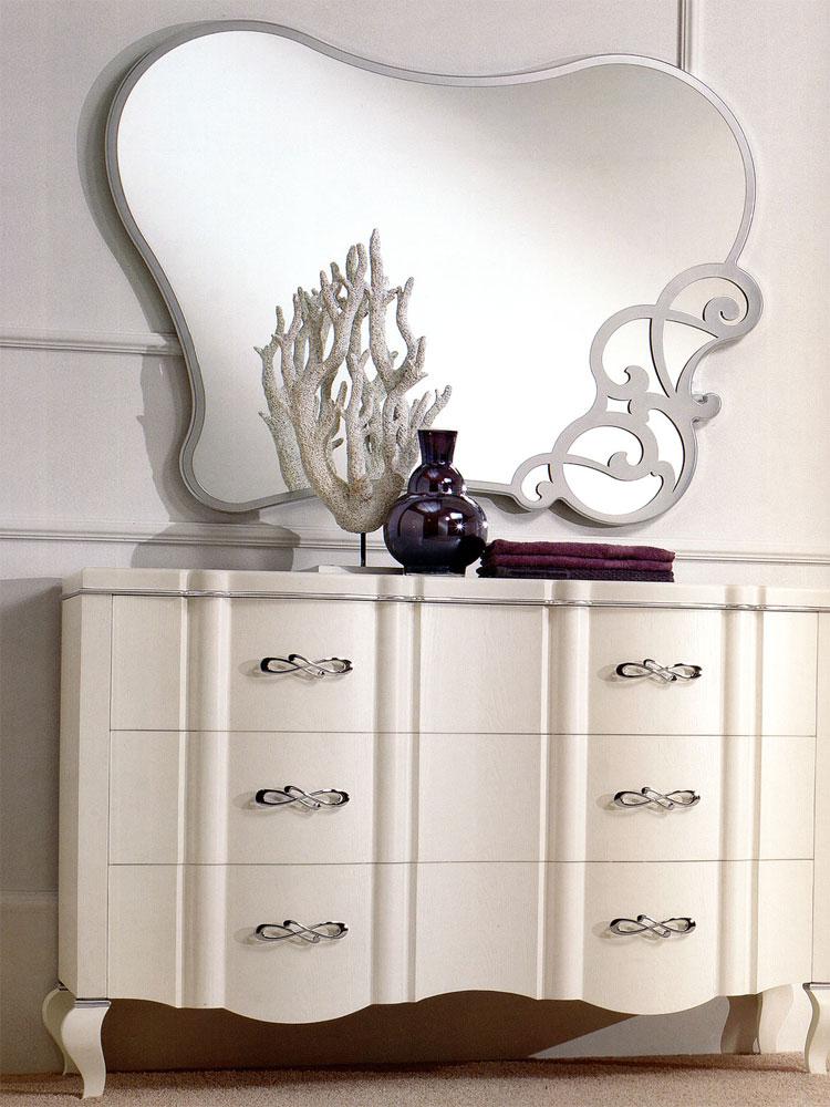 spiegel fusion italia hochglanz klassik top qualit t luxus designerm bel. Black Bedroom Furniture Sets. Home Design Ideas