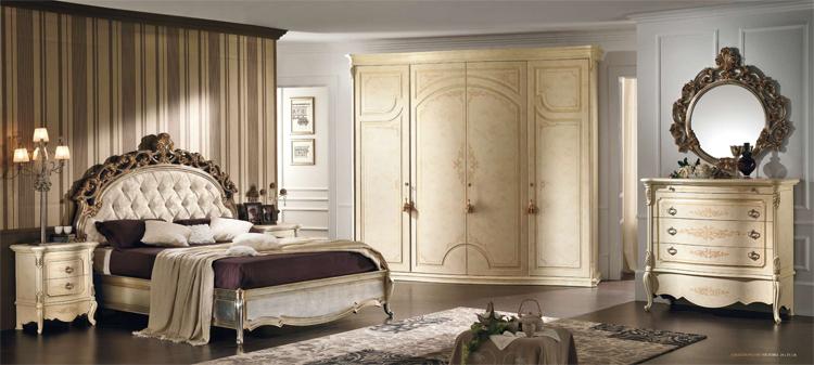 komplett schlafzimmer nu baum lack stilm bel italia klassik barock qualit t. Black Bedroom Furniture Sets. Home Design Ideas