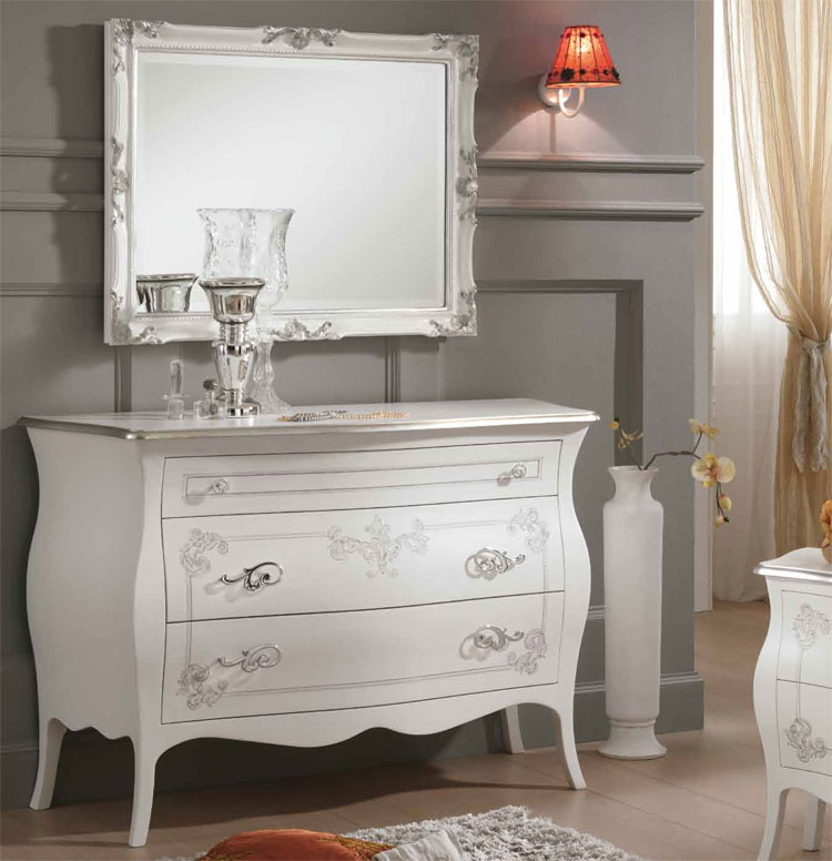 schlafzimmer romantisch weiss raum und m beldesign inspiration. Black Bedroom Furniture Sets. Home Design Ideas