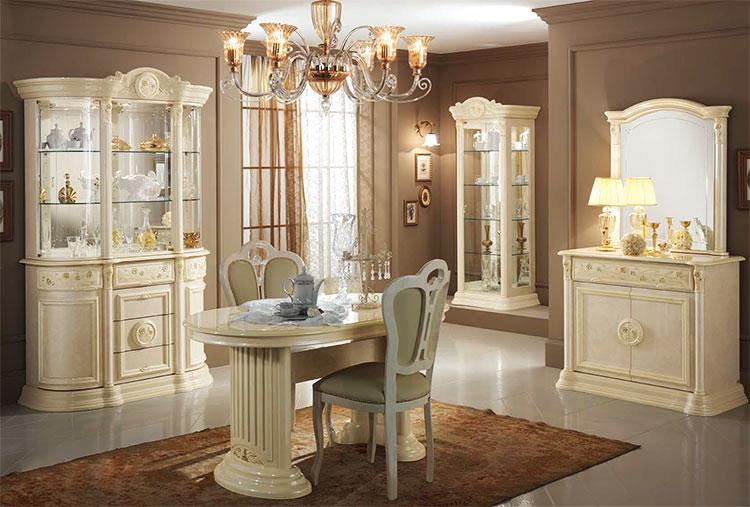 luxus wohnzimmer stilm bel aus italien aphrodite tisch. Black Bedroom Furniture Sets. Home Design Ideas