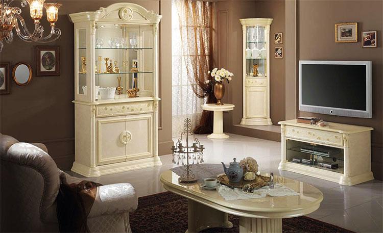 Schlafzimmer Beige Hochglanz ~ Wohndesign & Möbel Ideen